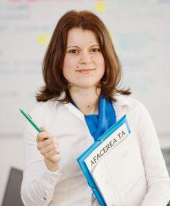 Raluca Șandru - Analist Financiar