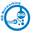 Logo HD Networking